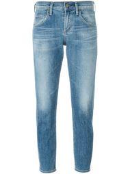 укороченные джинсы кроя слим Citizens Of Humanity