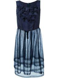 платье с оборками  Comme Des Garçons Girl
