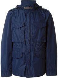 куртка-ветровка с капюшоном Burberry