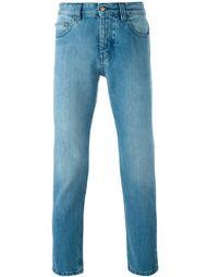джинсы кроя слим Ami Alexandre Mattiussi