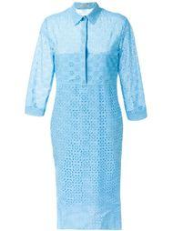 платье-рубашка из английского кружева Nina Ricci