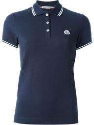 классическая футболка-поло   Moncler
