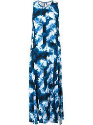 длинное платье 'Vaporize'  GINGER & SMART
