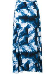 длинная юбка 'Vaporize'  GINGER & SMART