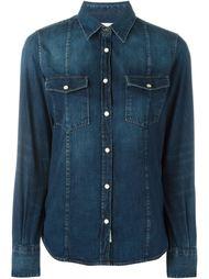 джинсовая рубашка 'Debbie' Golden Goose Deluxe Brand