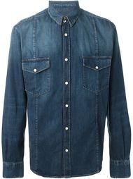 джинсовая рубашка 'Duke'  Golden Goose Deluxe Brand