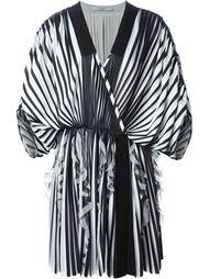 плиссированное платье-кимоно Givenchy