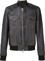 джинсовая куртка на молнии Juun.J