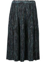 плиссированная юбка А-силуэта Comme Des Garçons