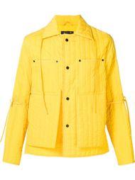 стеганая куртка с завязками Craig Green