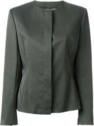 классический креповый пиджак Jean Louis Scherrer Vintage