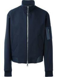 куртка на молнии с воротником-стойкой Juun.J