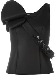 декорированная  блузка  Simone Rocha