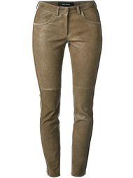 очень узкие брюки скинни  Isabel Marant