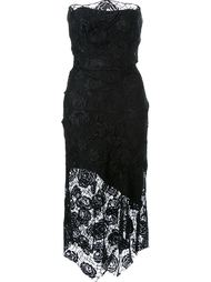 платье без бретелек 'Rambling Rose' Manning Cartell