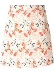 юбка из парчи  Vanessa Bruno