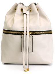 рюкзак со сборкой Marni