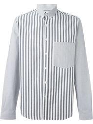 рубашка в полоску Ami Alexandre Mattiussi