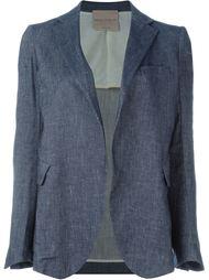пиджак без застежки Erika Cavallini