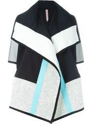 пиджак с панельным дизайном Antonio Marras