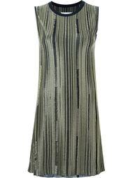 платье-свитер с необработанными краями   Maison Margiela