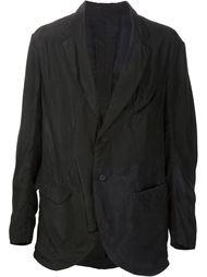 пиджак свободного кроя Ziggy Chen