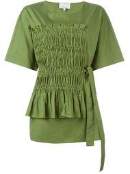 блузка с контрастной деталью 3.1 Phillip Lim