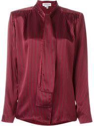 полосатая рубашка Louis Feraud Vintage