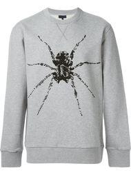 толстовка с принтом паука  Lanvin