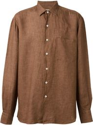 рубашка с нагрудным карманом  Al Duca D'Aosta 1902