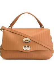 маленькая сумка-сэтчел 'Postina' Zanellato