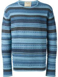свитер в полоску Al Duca D'Aosta 1902