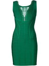 облегающее платье 'Caylin' Hervé Léger