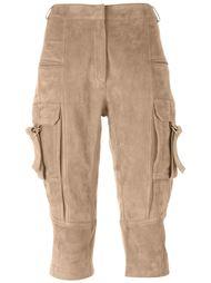 укороченные брюки Balmain