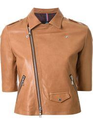 байкерская куртка с укороченными рукавами Guild Prime