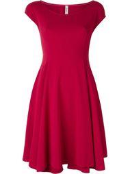 расклешенное платье без рукавов  Antonio Marras