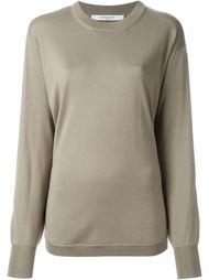 свитер свободного кроя  Givenchy