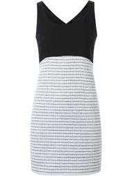 приталенное платье без рукавов Loveless