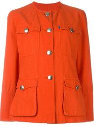пиджак с накладными карманами Christian Lacroix Vintage