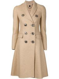 двубортное пальто Burberry Prorsum