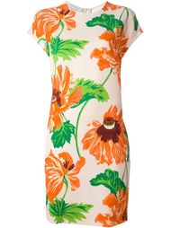платье с цветочным принтом  Stella McCartney