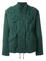 куртка с карманами Haider Ackermann