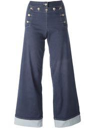 расклешенные джинсы Jean Paul Gaultier Vintage