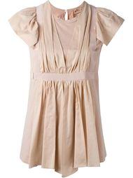 плиссированная блузка Nº21