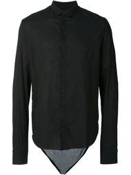 рубашка с удлиненной спинкой Cedric Jacquemyn