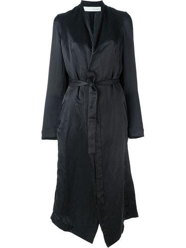 атласное пальто  Isabel Benenato