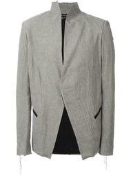 пиджак с необработанными краями Cedric Jacquemyn