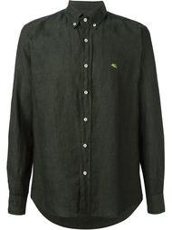 рубашка с воротником на пуговицах Etro