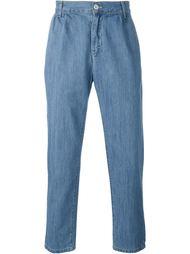 джинсы свободного кроя Études