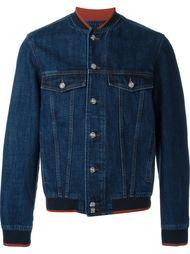 джинсовая куртка-бомбер  Kenzo